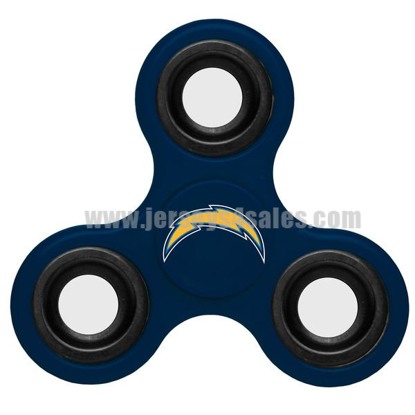 Los Angeles Chargers 3-Way Fidget Spinner