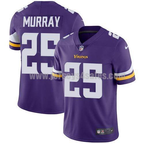Youth Minnesota Vikings #25 Latavius Murray Purple Nike NFL Vapor Untouchable Limited Jersey